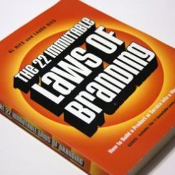 Immutable Laws of Branding Book Cover - SmartWrap® Vehicle Wraps