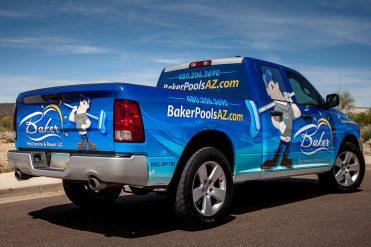 Baker's Pool Service & Repair LLC