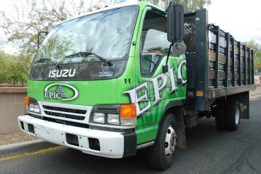 Epic Landscape Truck